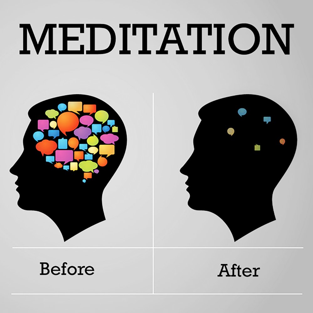#Meditation helps us become impartial observers in our own minds – to view most of the mental noise as unnecessary https://t.co/njo0HDeiKz