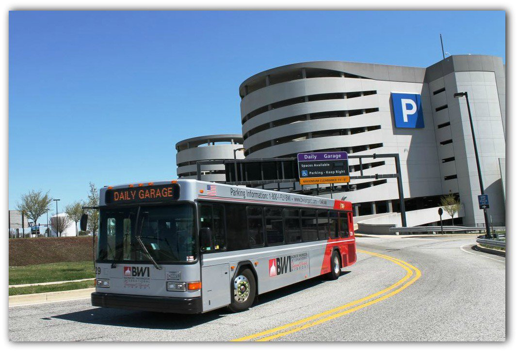 BWI offers plenty of close, convenient, affordable parking options for summer travelers.