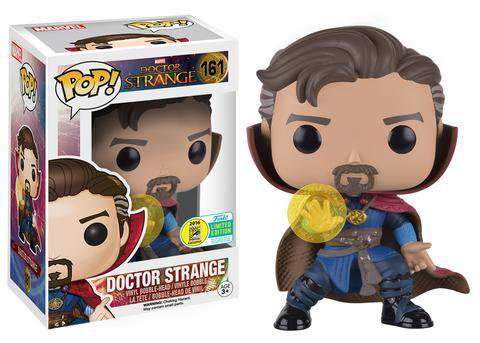 Benedict Cumberbatch gets his own Doctor Strange Funko toy https://t.co/wH7vbzdPAi https://t.co/4qgvXWZJYP