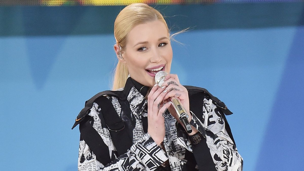 Iggy Azalea Pushes Back Her New Album To Join The X Factor Australia