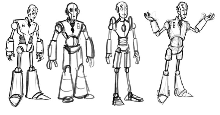 RT @hitRECord: Who wants to design our main 'President Robot' character? Contribute your sketches here — https://t.co/TER6MzT1uJ https://t.…