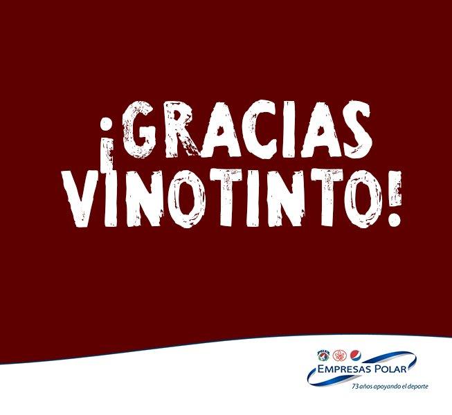 Gracias por demostrar perseverancia y #EsfuerzoVenezolano en cada partido de la Copa América ¡Todos somos Vinotinto! https://t.co/42ttbClO1r