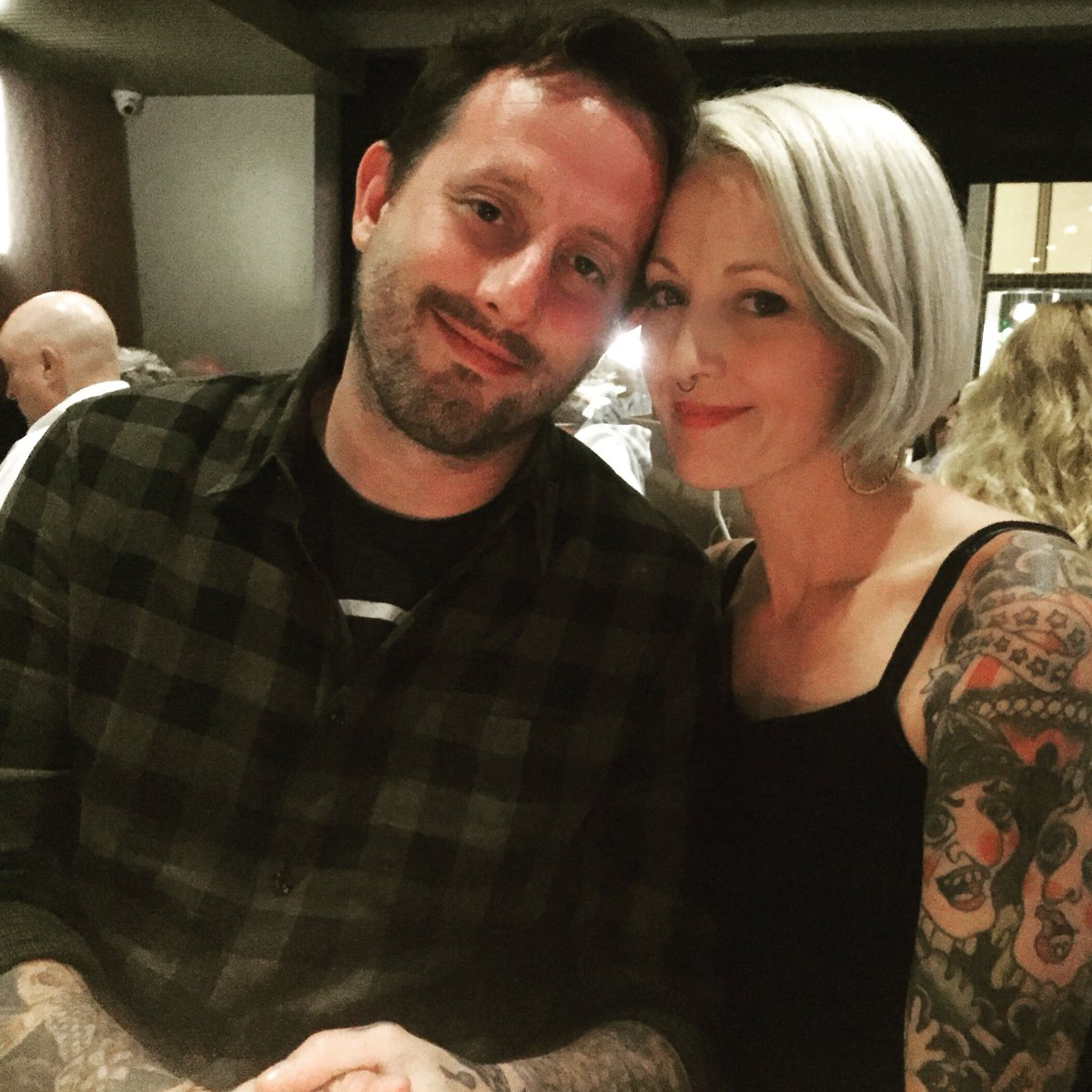 Married eleven years today! Happy anniversary to my very best friend, @geofflramsey. ❤️ https://t.co/wxkepuOJVJ
