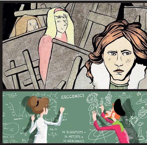 Comunicare la ricerca scientifica attraverso il #fumetto: le storie di #NuoveGenerazioni sul @sole24ore @24Domenica https://t.co/CtrZKGaOze