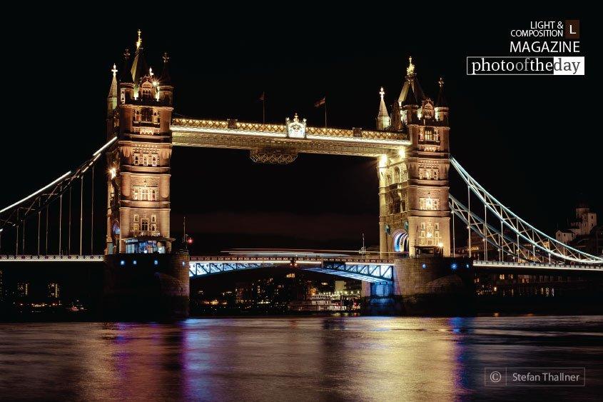 Tower Bridge, by Stefan Thallner - https://t.co/wlit2CpZrI - #London #StefanThallner https://t.co/Tu5qBupllv