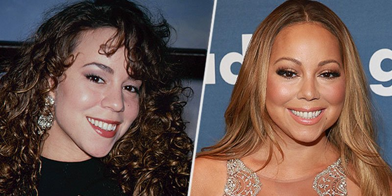 Mariah Carey regrets her '90s style: My glam squad 'didn't know what they were doing'