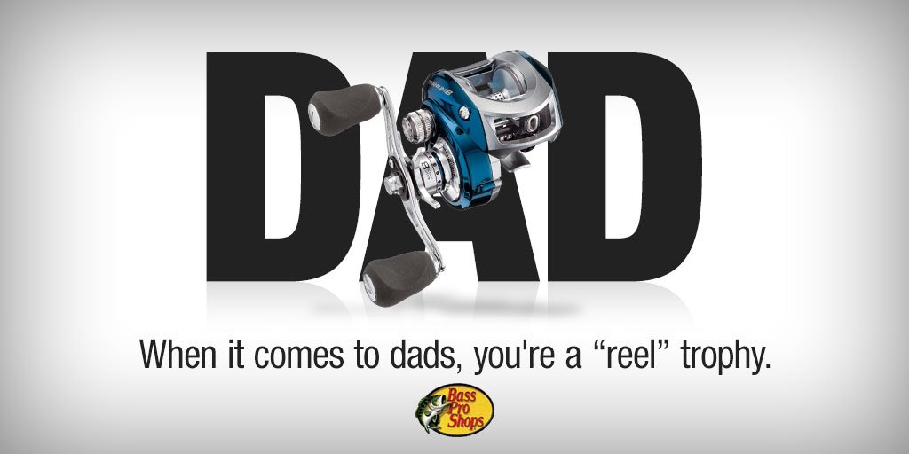 If your Dad is reely awesome, let him know it! Retweet to win a $100 Bass Pro gift card! #FathersDay https://t.co/Nhu5NnkOgD