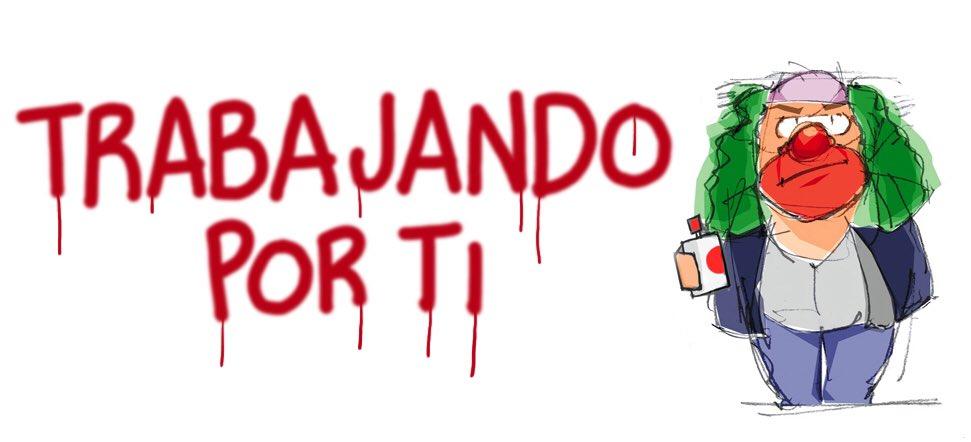 """Ya llegó, ya está aquí su domingo graffitero, mis chamac@s!!! """"Contra la Pared"""" en @El_Universal_Mx Órale! https://t.co/SopQ9dj2Ot"""