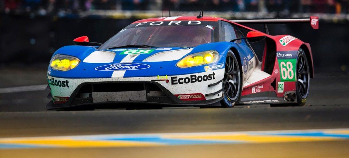 Ford GT beats Ferrari at Le Mans, America rules https://t.co/EOC9nnUDGF https://t.co/7Ot3E2Upzt