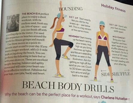 RT @positivelyslim: My colleague got on her @Monarch flight & found me in Passport mag! For all moves see pg55 http…