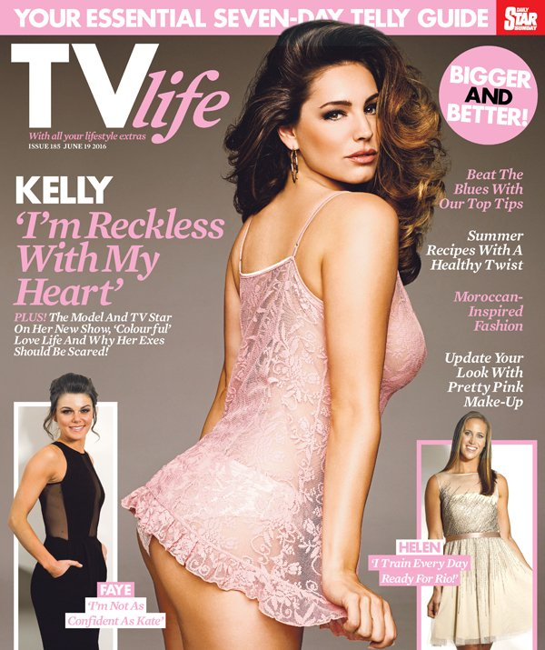 RT @TVLifeMag: Free today in the @DailyStarSunday with cover star @IAMKELLYBROOK https://t.co/xzMDnrdbUJ