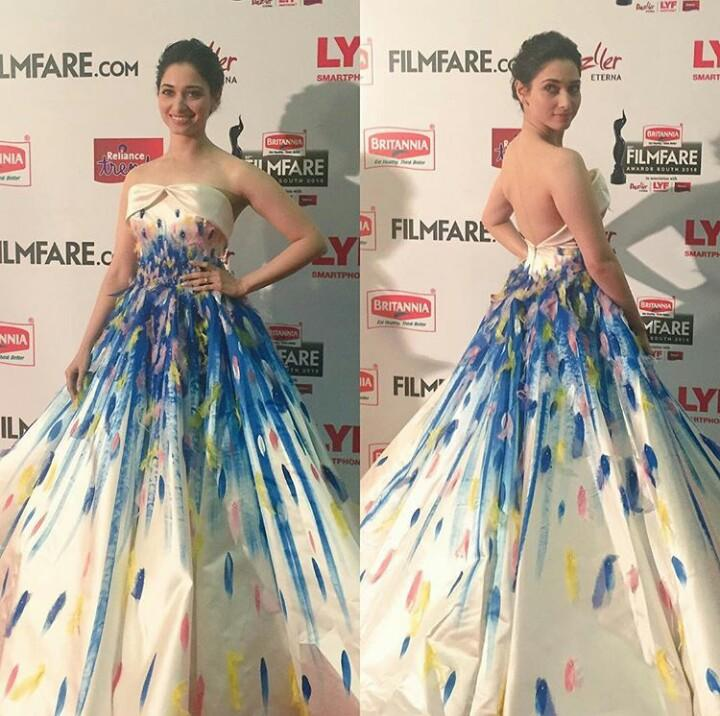 tamannaah Down from Heaven in Jean-Louis Sabaji.