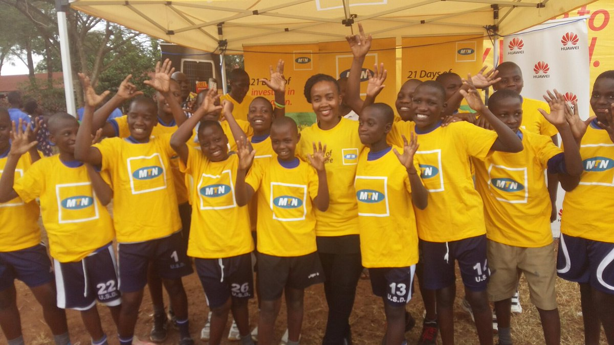 This week: @mtnug donated a computer lab, and 1-year Internet to Ntinda school of the deaf; part of #YelloCare CSR https://t.co/FFFKCFCbp3