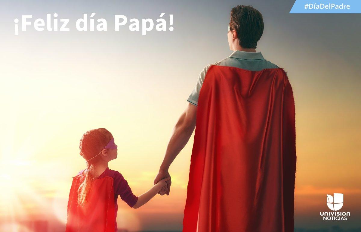 Feliz #DíaDelPadre a nuestros superhéroes personales. ¿Cuál es el mejor recuerdo de tu padre? https://t.co/hsIUOlfvEJ
