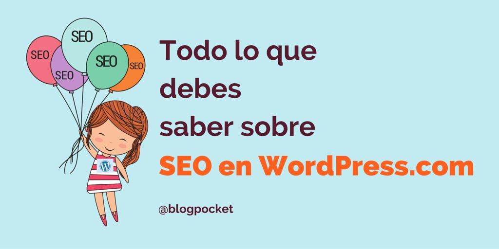 SEO en WordPress punto com: todo lo que debes saber https://t.co/4BE3wfJDtH #BloggingFácil https://t.co/3hRH3neGVz