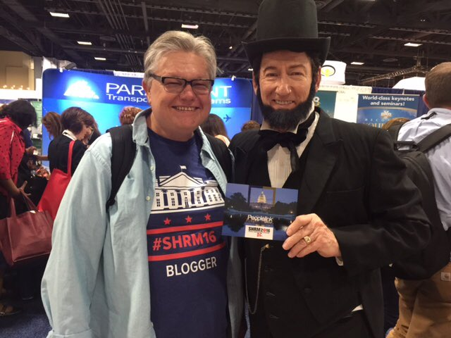 Keeping me honest at #SHRM16 https://t.co/Rquhf8WDEY