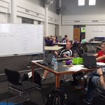 #Ideation by @asynchrony teams at #HackAlzheimers #TheLongestDay #ENDALZ #STL https://t.co/HHlzJtNqQW