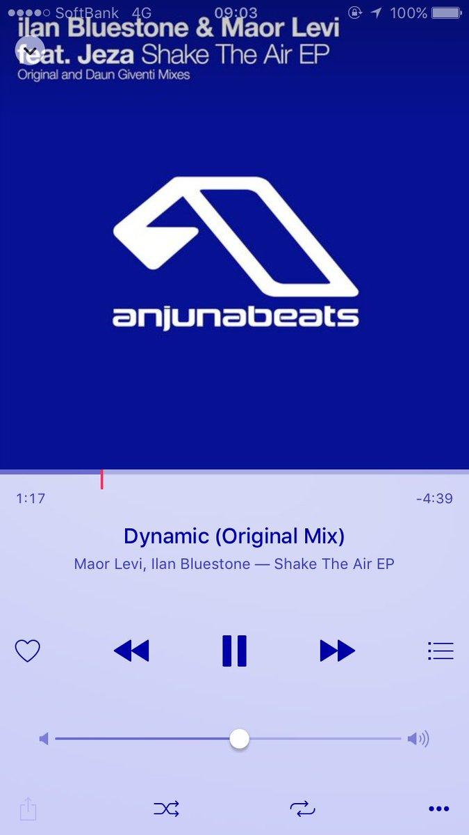 #nowplaying Dynamic (Original Mix) by @REALMAORLEVI , @iBluestone  #TranceFamily https://t.co/jzBrdqKfKI