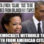 MT @SandraTXAS: Islam ISIS to be Censored on Orlando 911 Tape. https://t.co/KJsmcBhLJG https://t.co/EqTd3KUlBB #PJNET
