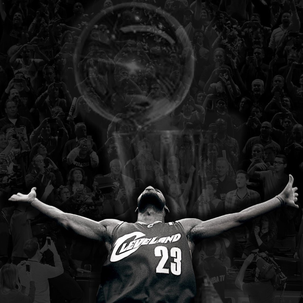 Wow. What a game. Way to cement that legacy, @KingJames. #NBAFinals https://t.co/VBslpUaMXL