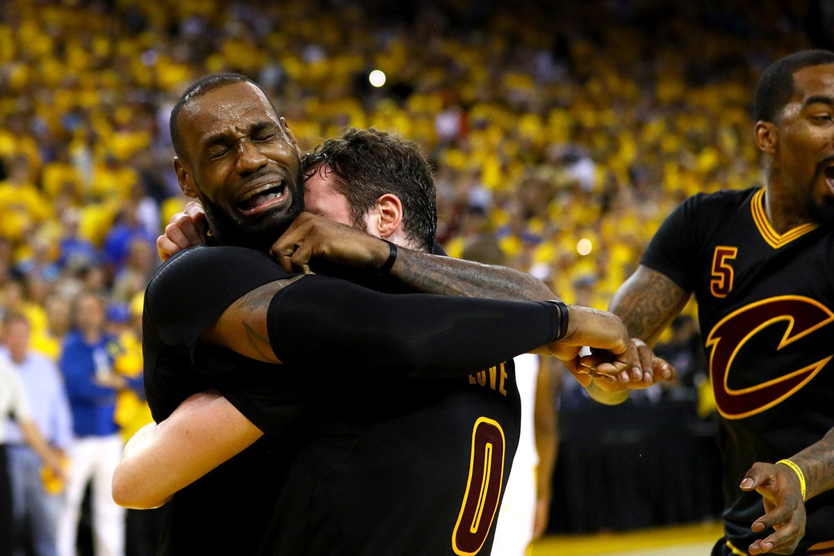 This NBA Championship is worth about $200 MILLION to the Cleveland Cavaliers. https://t.co/TGeRd1WRdU https://t.co/dh5WDdTpna