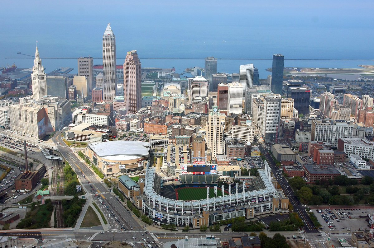 For the city that takes pride in earning its way, this win was EARNED. Congrats, #CLE!