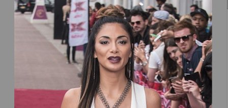 Nicole Scherzinger draws gasps at the London X Factor auditions in unusual jumpsuit!