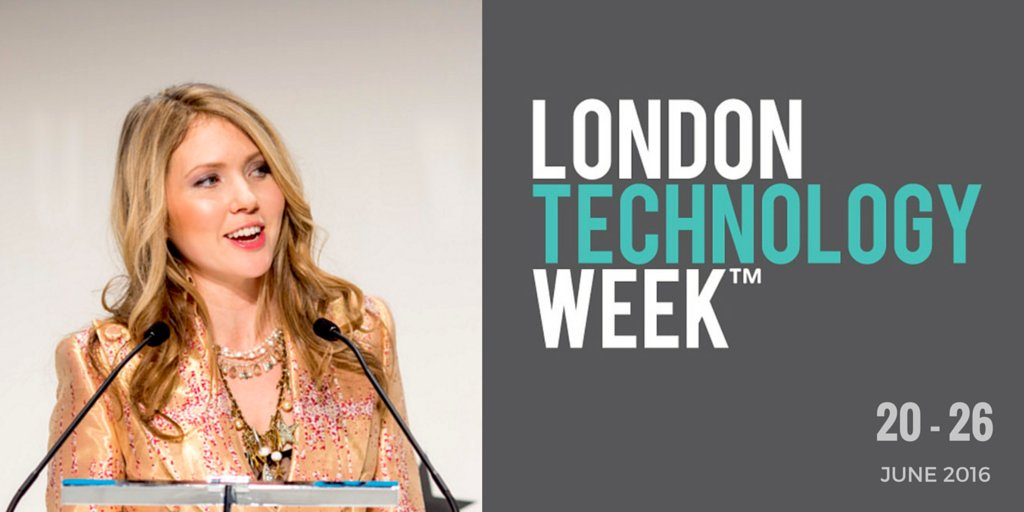 . @beatiewolfe takes to stage wearing her musical jacket with #NFC chips in the fabric #LDNTechWeek https://t.co/jbiCgkp8de