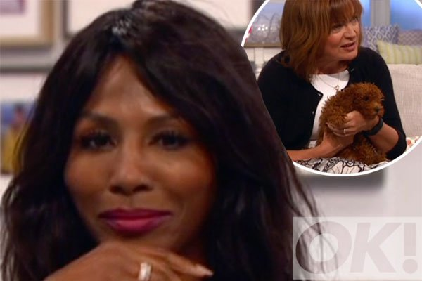 Watch: @sinittaofficial 'begged, screamed and cried' to be on The X Factor panel as a