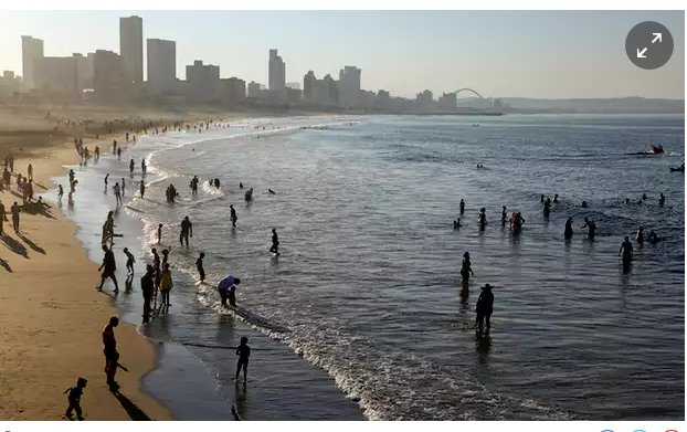 RT @SAA_UK: Can you guess which SouthAfrican beach made The Guardian