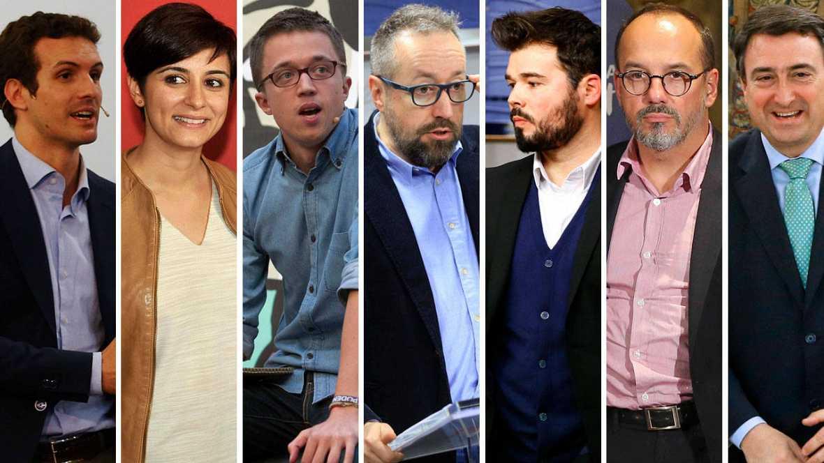 Los siete principales partidos cara a cara hoy en #elDBT. A las 22h. con @JulioSomoano https://t.co/n5nR08qHym https://t.co/96E0xtYPmL