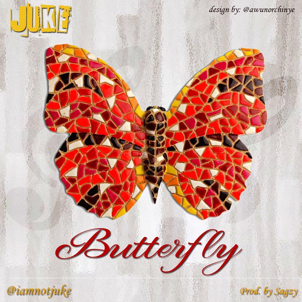Haaaay.  Download!!!!!  #ButterflyByJuke  https://t.co/QzhsV27QSh https://t.co/jectlRVX6Z