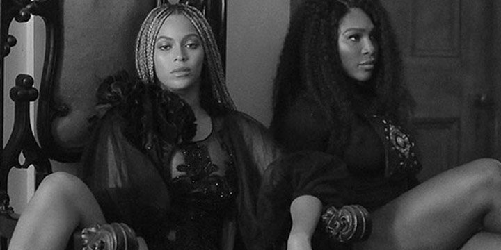 Serena Williams talks about her surprise cameo in Beyoncé's Lemonade