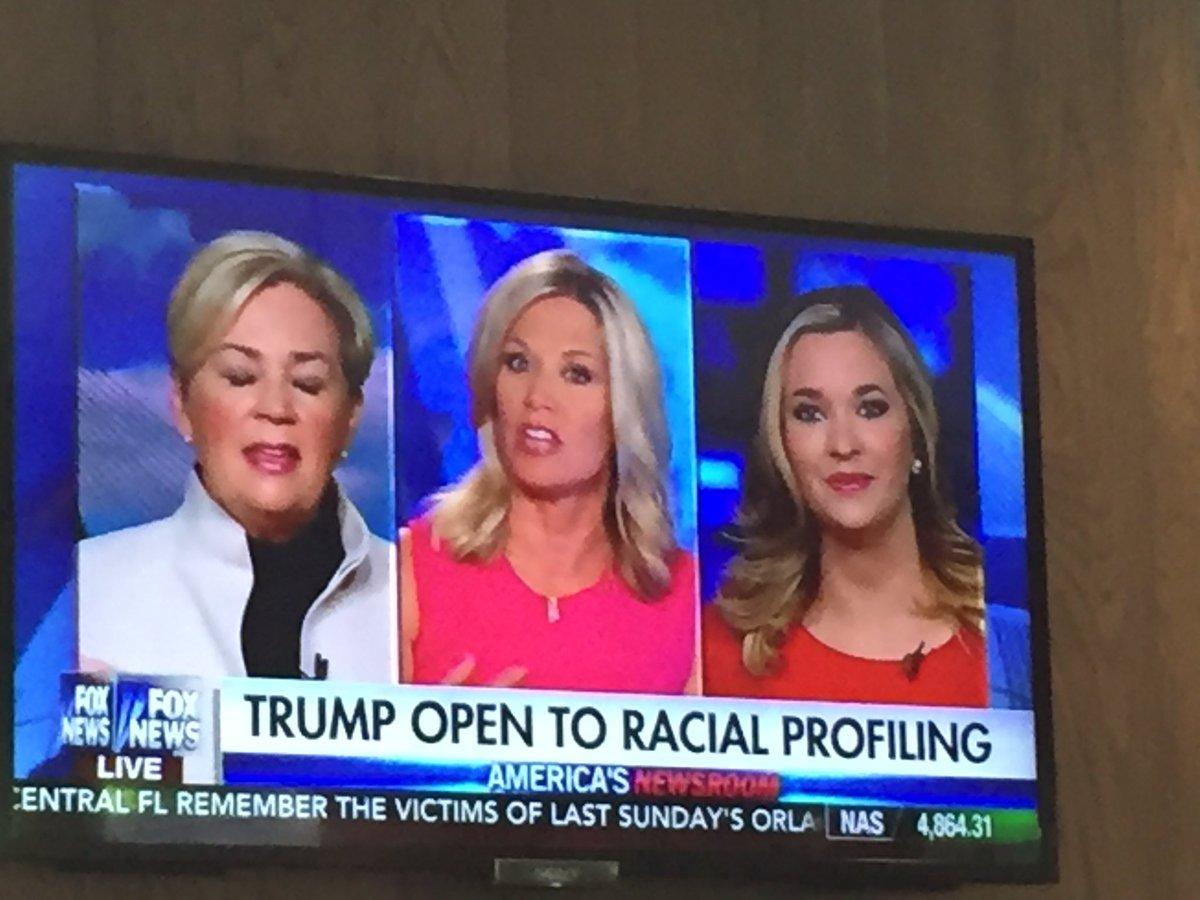 White women discuss racial profiling https://t.co/TTC11lD7DJ