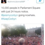 The establishment is pretending Bernie & Jeremy losing support. THEYRE LYING! They have stronger support than eve… https://t.co/n6BLPB4EXS
