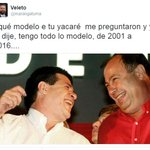 "#LoMásLeído: 2. Los ""modelos de yacarés"" del presidente Cartes. https://t.co/Q7zK8Whi2y https://t.co/B2tVmA163d"