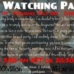 #HairWatchParty JULY 1ST, 2ND, & 3RD! With 9 solo DMs with @LittleMix giveaways! Spread the word! #HairTo100Million https://t.co/MVmsw75yJi