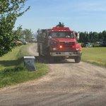 Feu à Bouctouche - cest ici que les camions de pompiers interviennent #icinb https://t.co/b8yYB6LDBS
