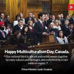 On #MulticulturalismDay and every day, we celebrate our #diversity and what it means to be #Canadian #Brampton https://t.co/aolQItwDEZ
