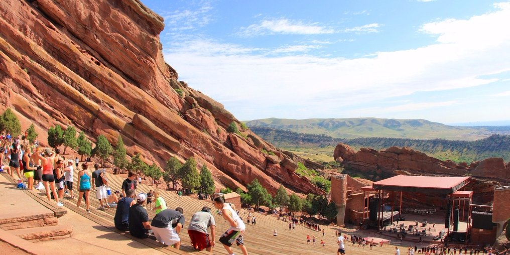 6 Best Amphitheaters In America
