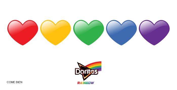 Aceptar la diversidad no es para cualquiera, es para los bold. #DORITOSrainbow https://t.co/zg5K87Sqnq