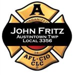 Austintown Twp Local 3356 member John Fritz died while on duty last night. Details will be released when finalized https://t.co/GYCefnJB8i