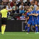 Encerrado - #EURO2016, oitavas de final: ⏩ Inglaterra ???????? 1x2 ???????? Islândia O INACREDITÁVEL ACONTECE: ISLÂNDIA AVANÇA https://t.co/SQVDDcsZdS
