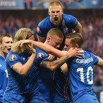 ТАРИХИ СӘТ!!! Исландия Англияны 2:1 есебімен жеңіп, ширек финалға шықты! #eurokaztrk #EURO2016 #ENGISL #евро2016 https://t.co/NVqPayMrR3