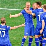 [#EURO2016] HISTORIQUE !!! LIslande se qualifie pour la 1ère fois de son histoire en 1/4 de finale ! https://t.co/Zuk04Puh0N