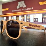 No better way to spend #NationalSunglassesDay than with a little Maroon & Gold. RT for your chance to win a pair! 😎 https://t.co/bD4A6gwhSd