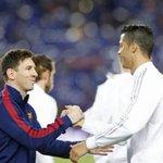 "CR7: ""Fallar un penalti no te hace mal jugador, me duele ver a Messi entre lágrimas"" Rivales si, enemigos no. https://t.co/AwPFaUwMDT"