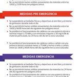 Atención: mañana martes 28 de junio Pre-emergencia para las comunas de Talca y Maule https://t.co/hKl04f5d3T