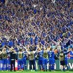 Un país que tiene mas volcanes que futbolistas profesionales es la alegría de esta Eurocopa. Enorme Islandia. https://t.co/8BSNL8Q49j