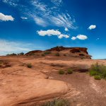 The stunning Arizona landscape near Wupatki national monument near #Flagstaff https://t.co/HWCYV0Seci